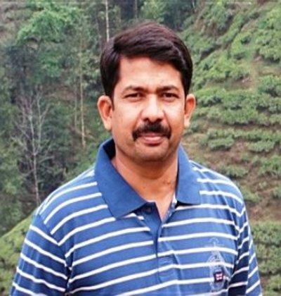Rajesh N. Gacche
